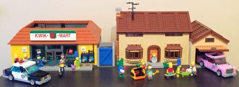 LEGO The Simpsons Kwik-E-Mart Review