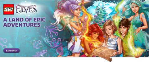 Shop LEGO Elves