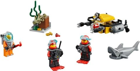 #60091 LEGO City Deep Sea Exploration