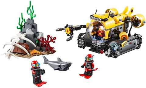 #60092 LEGO City Deep Sea Exploration