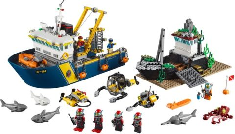 #60095 LEGO City Deep Sea Exploration