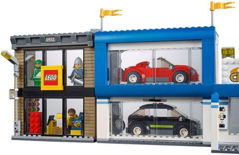 #60097 LEGO City Square LEGO Store