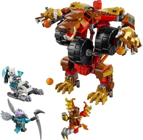 #70225 LEGO Legends of Chima