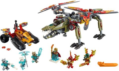#70227 LEGO Legends of Chima
