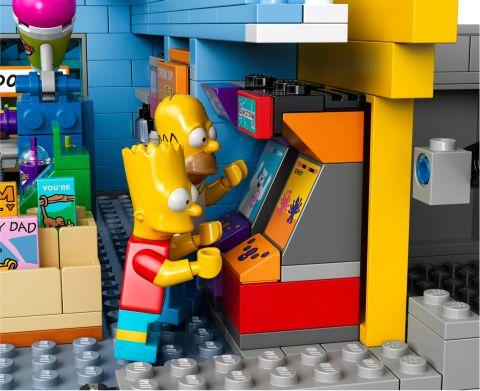 #71016 LEGO Simpsons Kwik-E-Mart Archade Games
