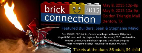 BrickConnection LEGO Fan Event