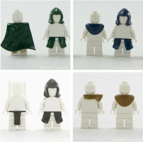 Custom LEGO Accessories by Arealight