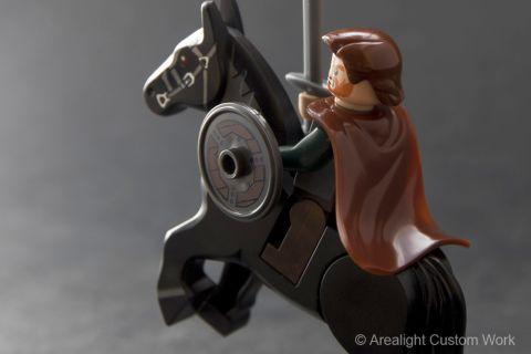Custom LEGO Flexible Capes by Arealight