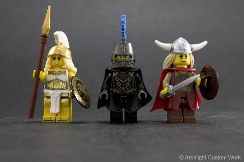 Custom LEGO Loin Cloth by Arealight