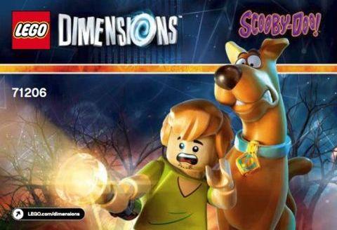 LEGO Dimensions Scooby-Doo