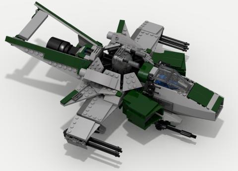 LEGO Ideas Hornet