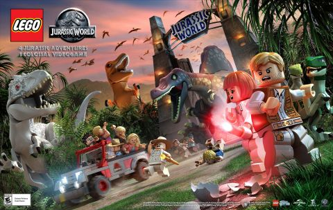 LEGO Jurassic World Video Game