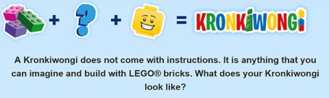 LEGO Kronkiwongi Campaign Challenge