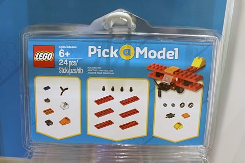 LEGO Pick-A-Model Set