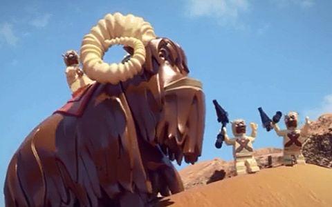 LEGO Star Wars Bantha