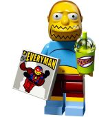 LEGO The Simpsons Comic Book Guy