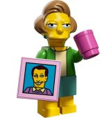 LEGO The Simpsons Edna