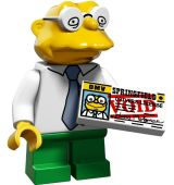 LEGO The Simpsons Hans Moleman