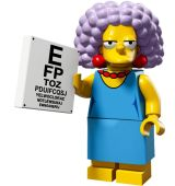 LEGO The Simpsons Selma