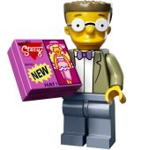 LEGO The Simpsons Smithers