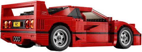#10248 LEGO Ferrari F40 Back View