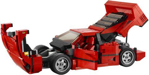 #10248 LEGO Ferrari F40 Functions