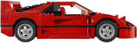 #10248 LEGO Ferrari F40 Side