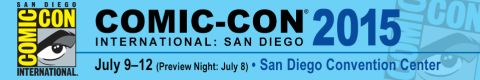 2015 San Diego Comic Con - LEGO Events