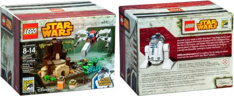 2015 San Diego Comic-Con LEGO Star Wars Exclusive Set