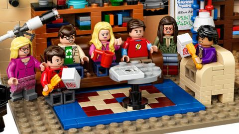 #21302 LEGO Ideas Big Bang Theory Preview