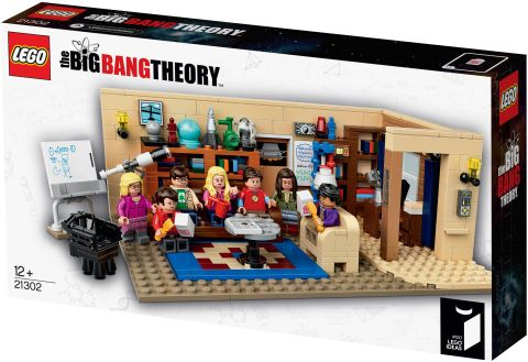 #21302 LEGO Ideas Big Bang Theory