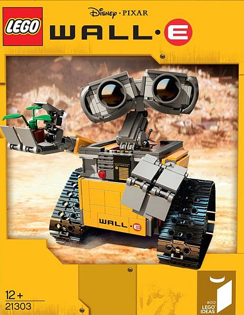 #21303 LEGO Ideas WALL-E Box