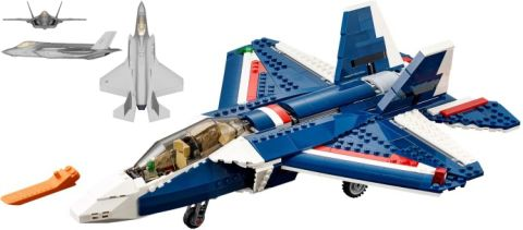 #31039 LEGO Creator Power Jet