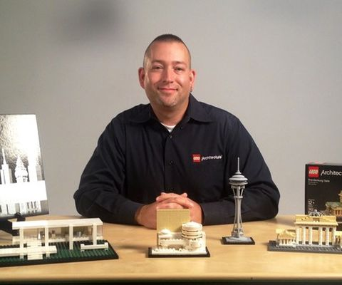 LEGO Certified Professionals Adam Reed Tucker