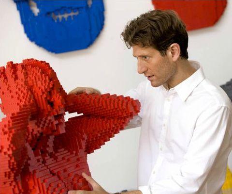 LEGO Certified Professionals Nathan Sawaya