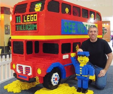 LEGO Certified Professionals Robin Sather