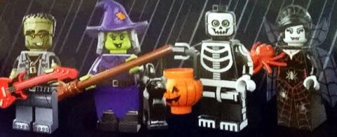 LEGO Collectible Minifigures Series 14 Details