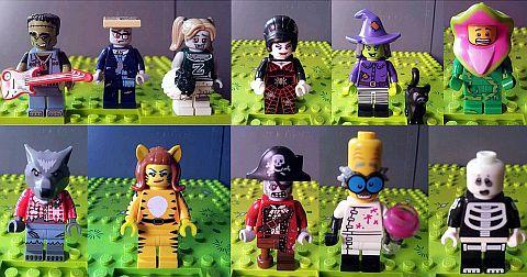 LEGO Collectible Minifigures Series 14