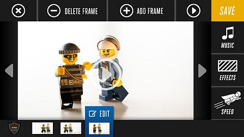 LEGO Movie Maker App Tips and Tricks