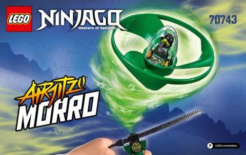 LEGO Ninjago Airjitzu Flyers Morro