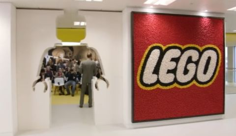 The Secret World of LEGO Documentary Film
