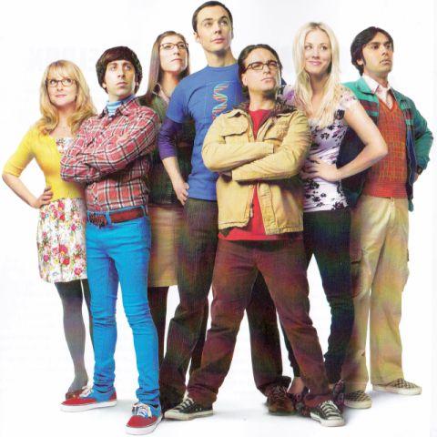 #21302 LEGO Ideas Big Bang Theory Cast
