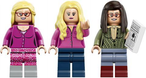 #21302 LEGO Ideas Big Bang Theory Girls