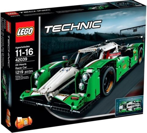 #42039 LEGO Technic Race Car Box