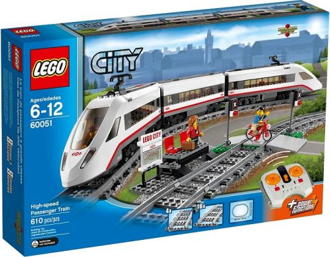 #60051 LEGO City Train