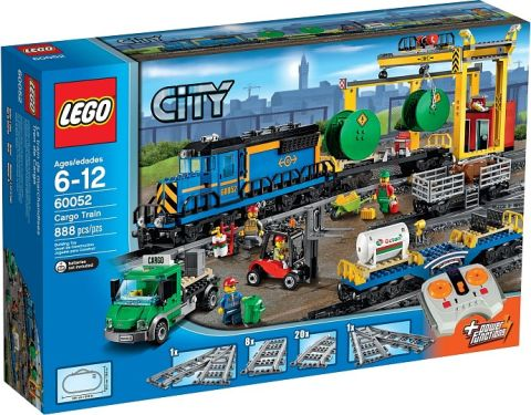 #60052 LEGO City Train
