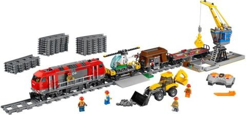 #60098 LEGO City Train