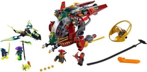 #70735 LEGO Ninjago Ronin R.E.X.