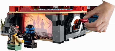 #70751 LEGO Ninjago Temple of Airjitzu Cinema