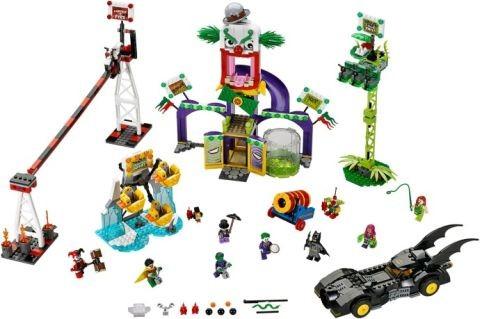 #76035 LEGO Super Heroes
